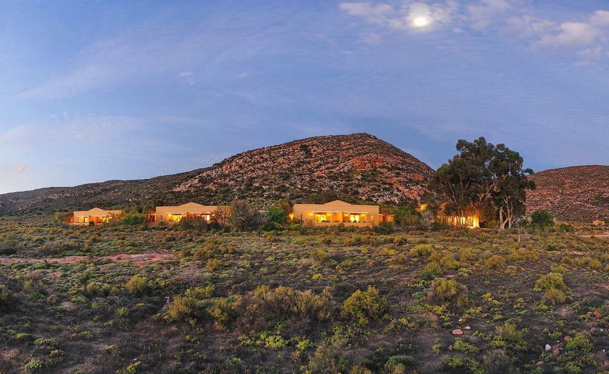 Tilney Manor Sanbona Südafrika