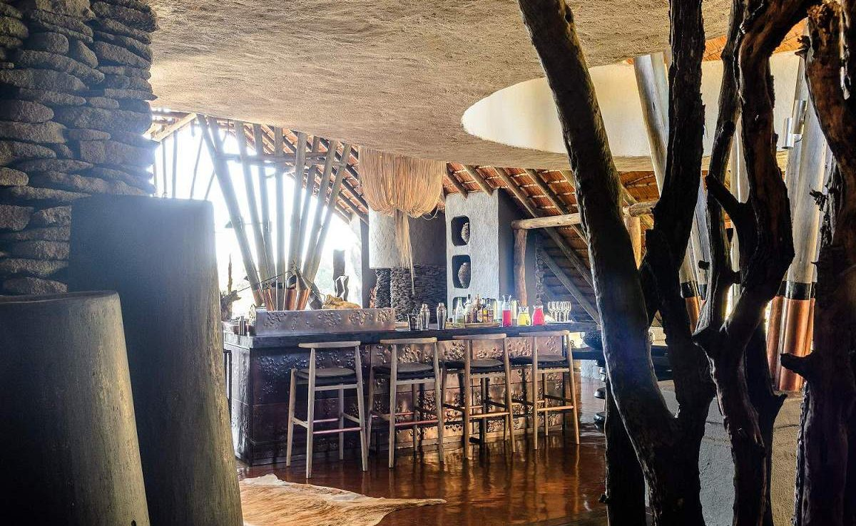 Bar von Boulders Sabi Sands