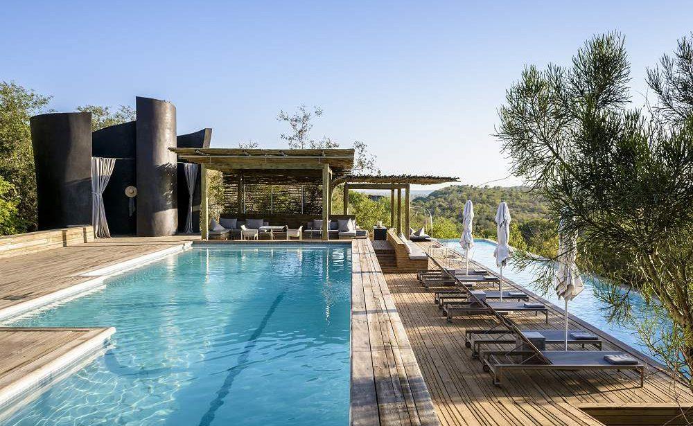 Pool von Singita Lebombo