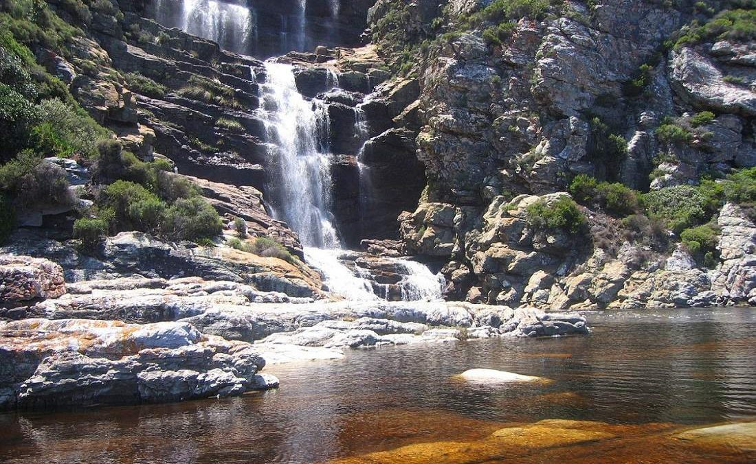 Tsitsikamma Nationalpark an der Garden Route