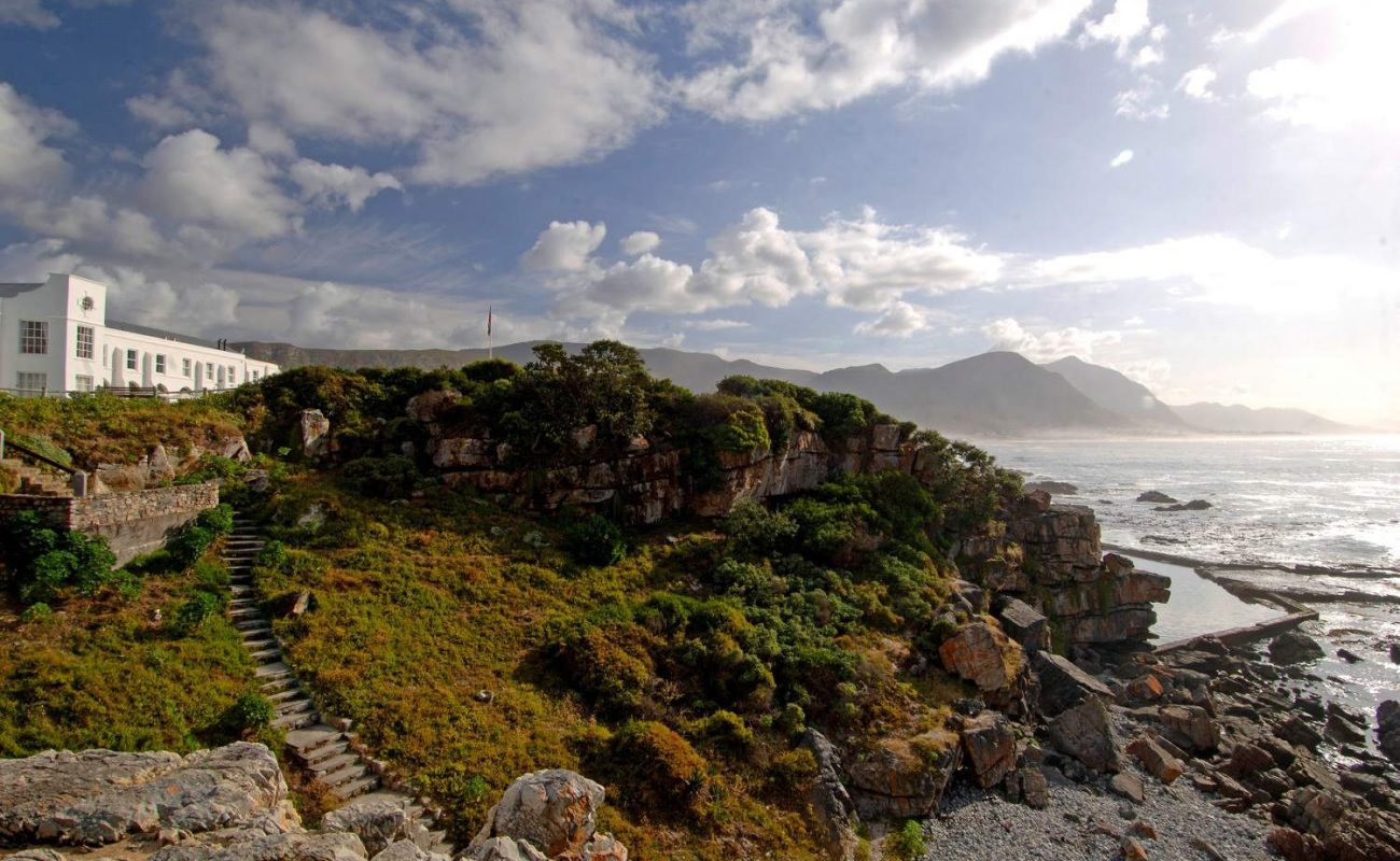 Walker Bay beim The Marine Hermanus