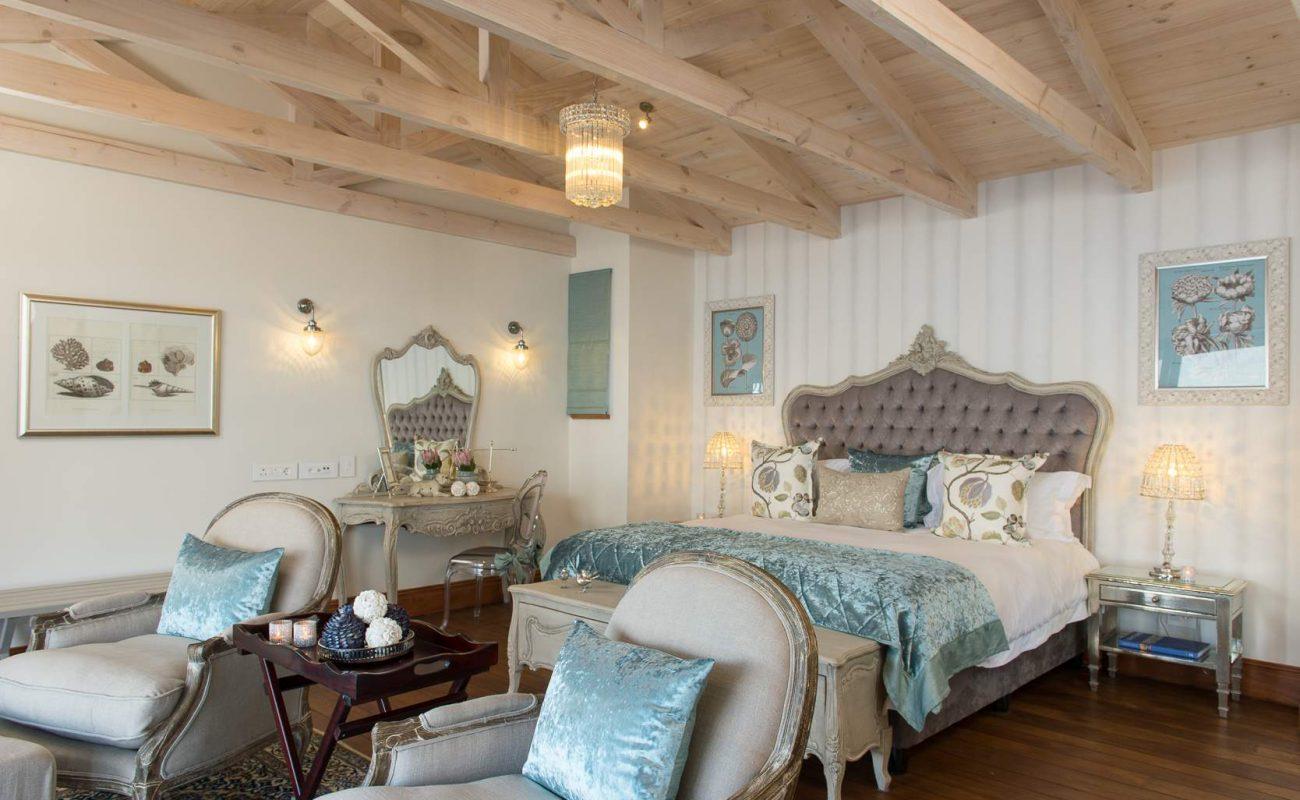 Schlafzimmer der Sicily Suite