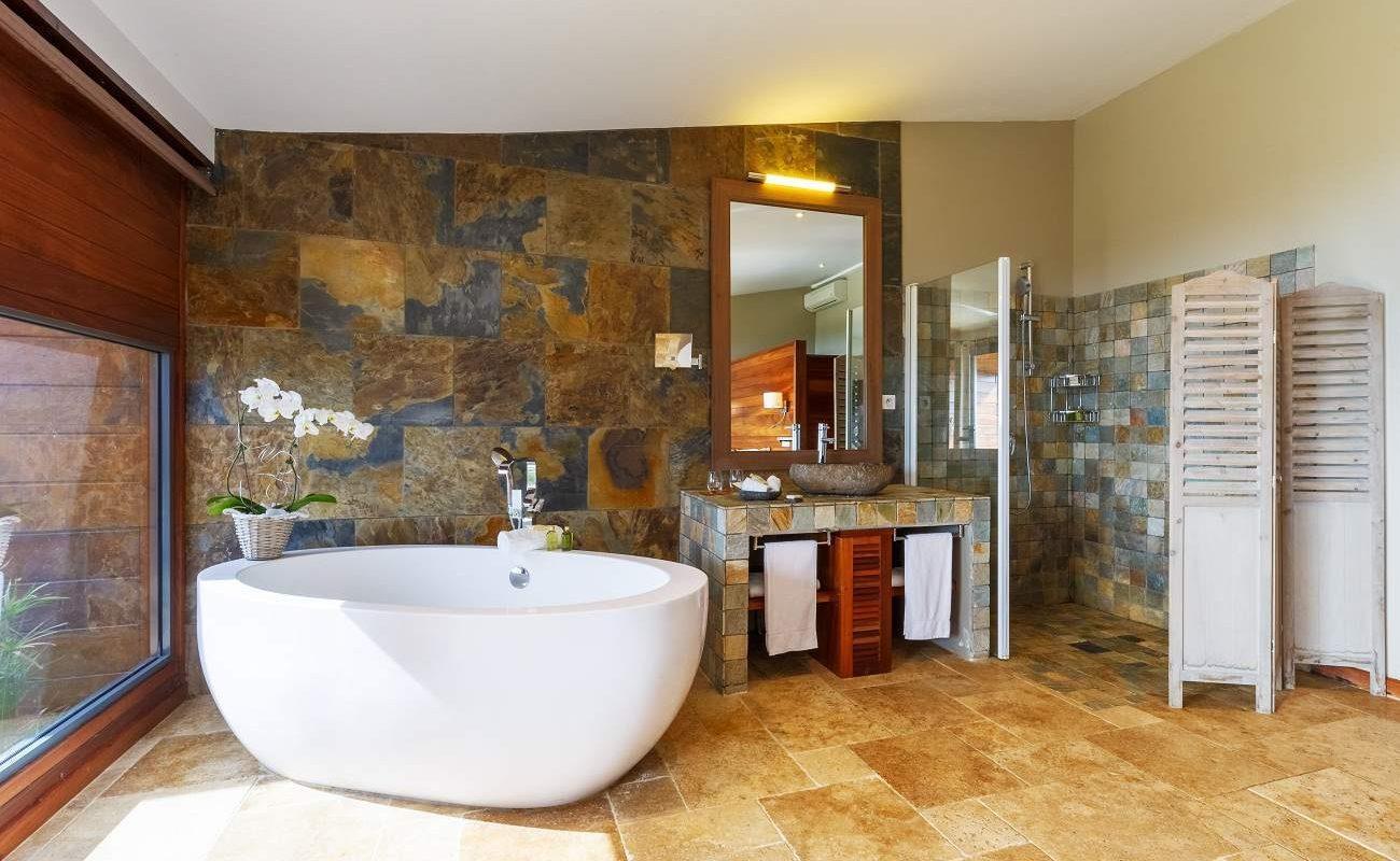 Badezimmer eines Privilege Zimmers