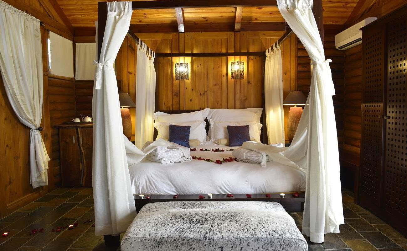 Romantique Suite der Lodge Roche