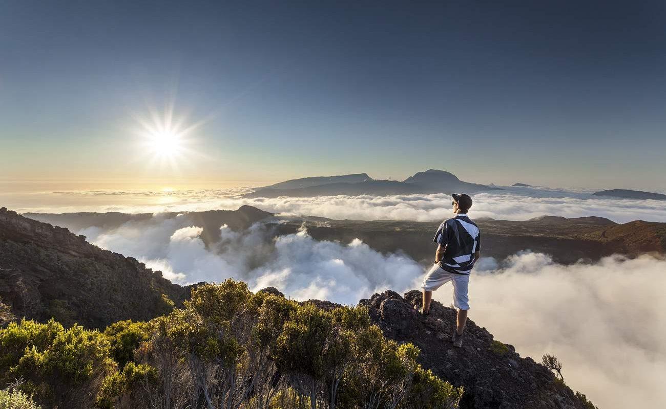 Piton des Neiges auf La Réunion