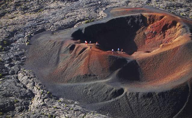 Vulkan auf La Réunion