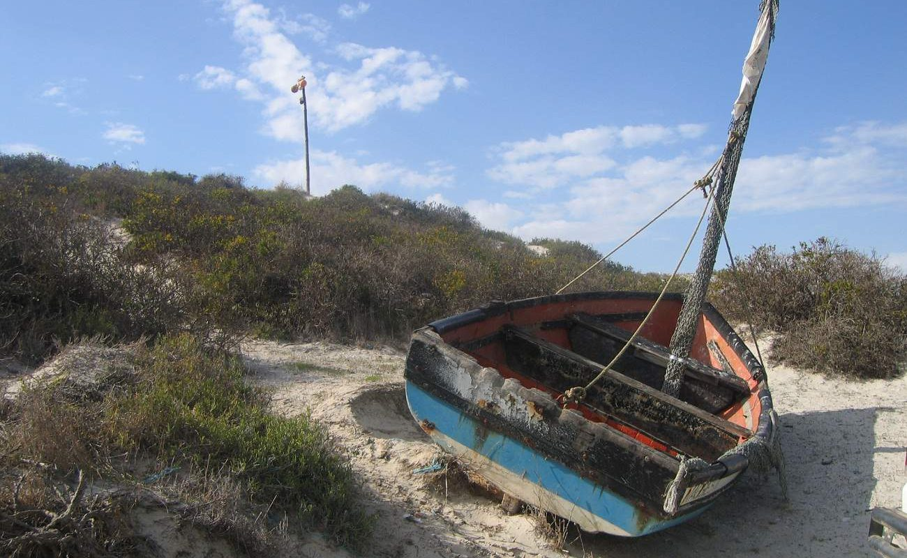 Langebaan an der Westküste Südafrika