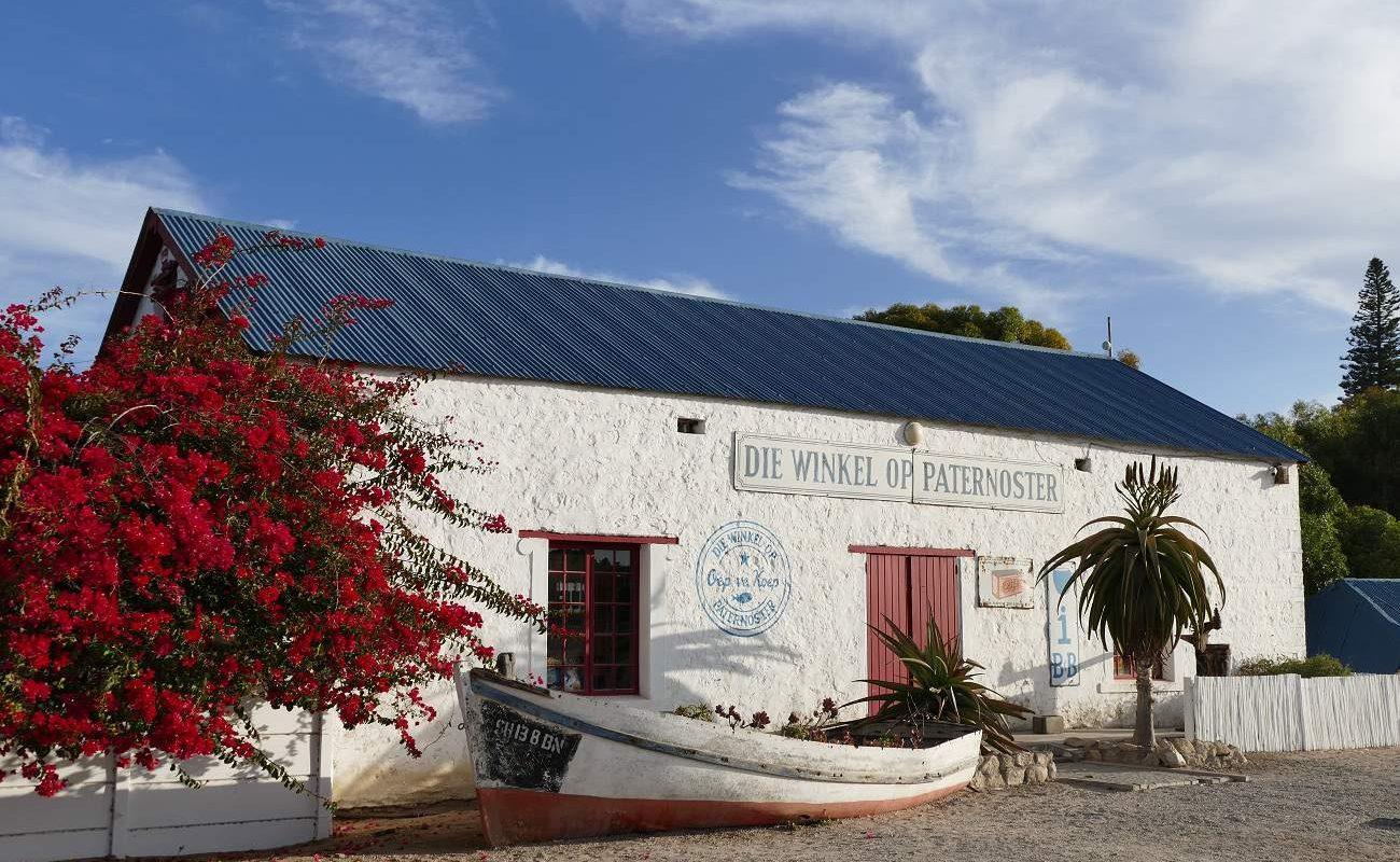 Der Winkel in Paternoster Südafrika