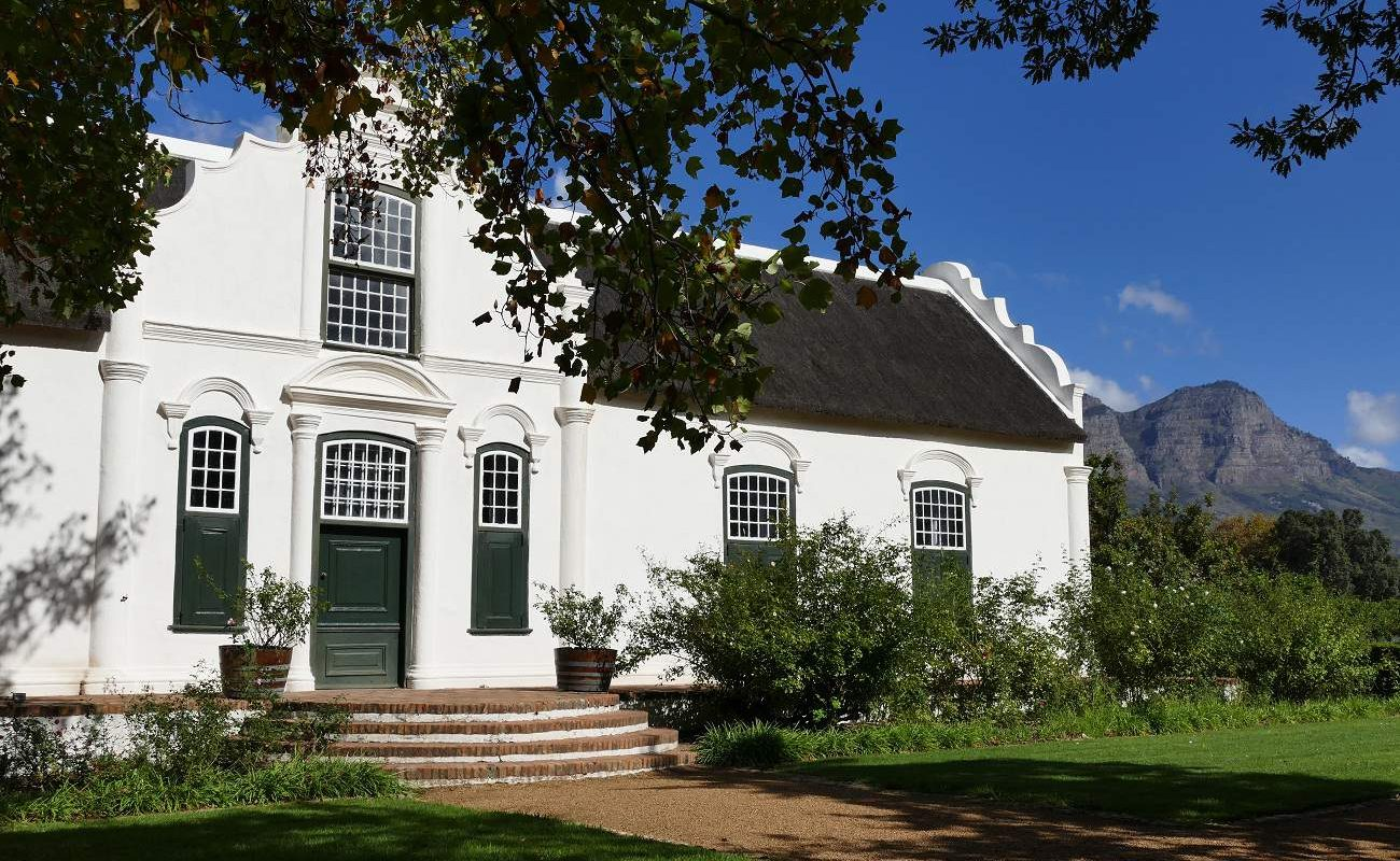Boschendal in den Winelands