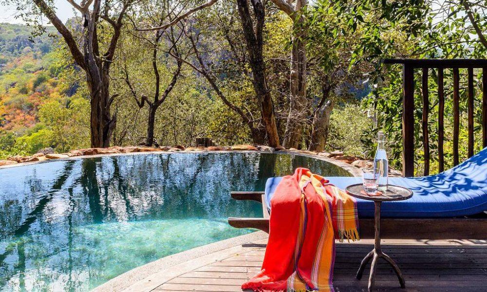 Singita Pamushana Lodge in Simbabwe