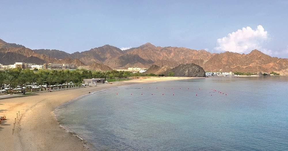 Strandurlaub an den Stränden von Muskat im Oman