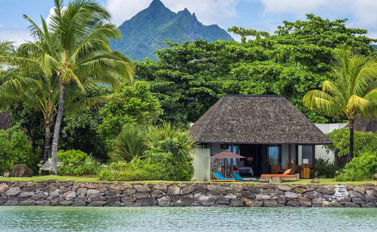 Ocean Front Villa im Four Seasons Anahita