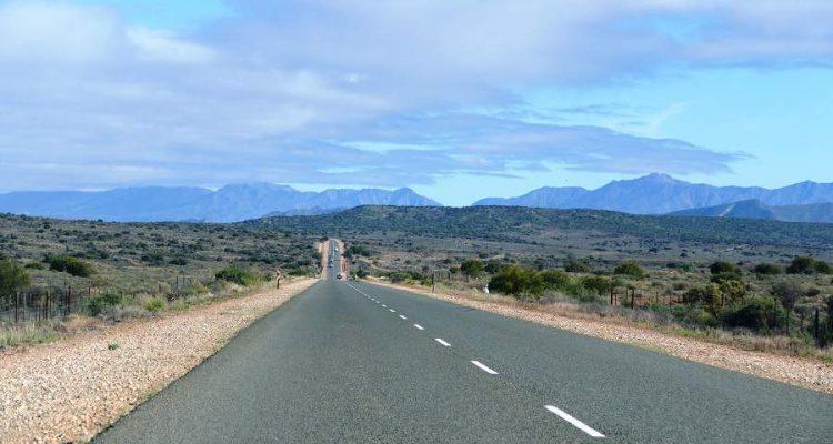 Höhepunkte der Kleinen Karoo Südafrika