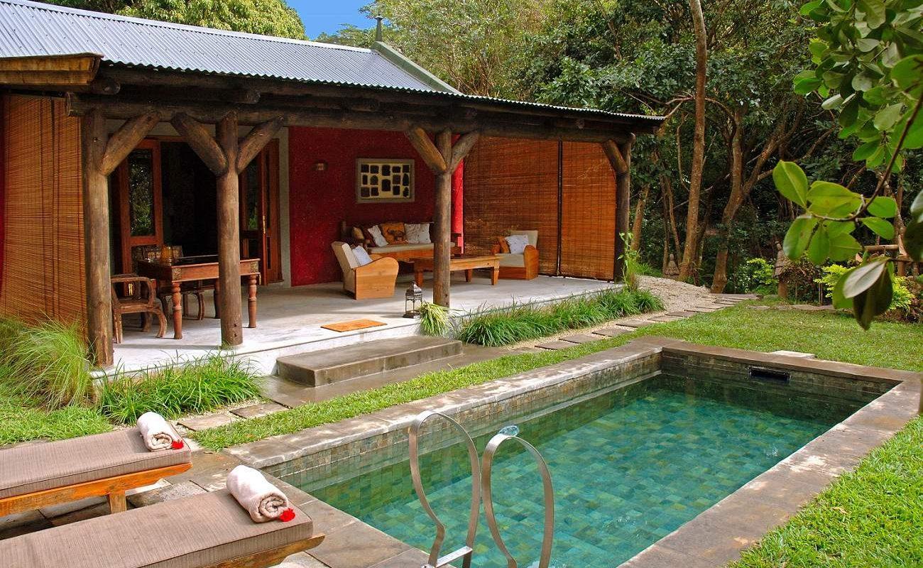 Garden Pool Suite Kithnou von Lakaz Chamarel