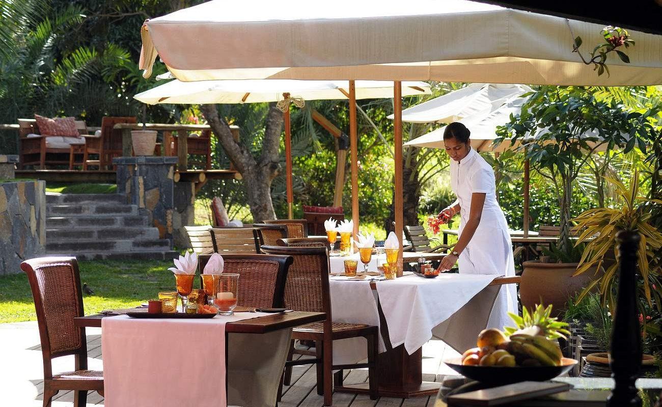 Restaurant des Lakaz Chamarel