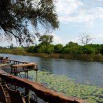 Savuti Channel der gestohlene Fluss