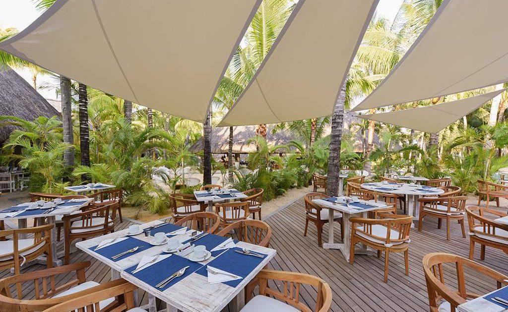 Restaurant Frangipanier Canonnier Mauritius