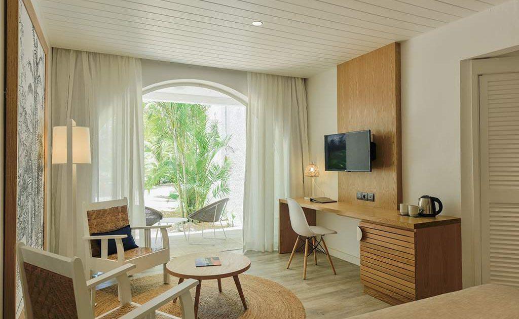 Strandard Garden Zimmer des Beachcomber Resorts
