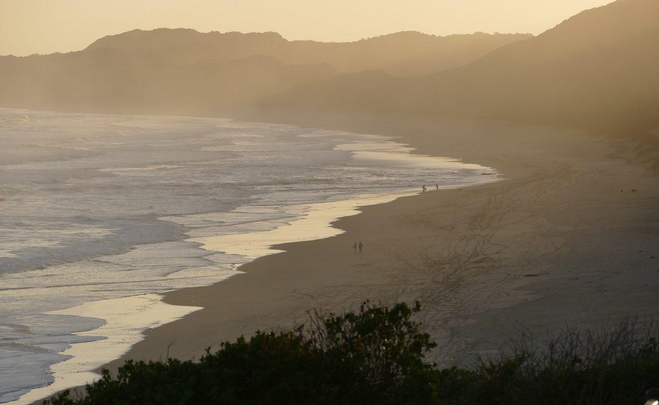 Die herrlichen Strände der Garden Route in Südafrikas Eastern Cape