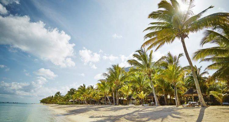Flitterwochen auf Mauritius