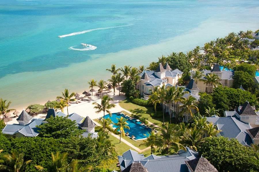 Flitterwochen im Le Telfair auf Mauritius