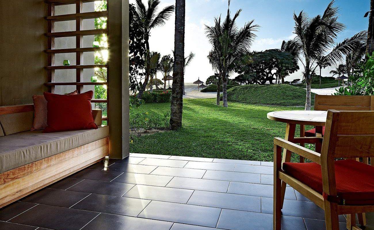 Superior Zimmer mit Blick auf den Indischen Ozean