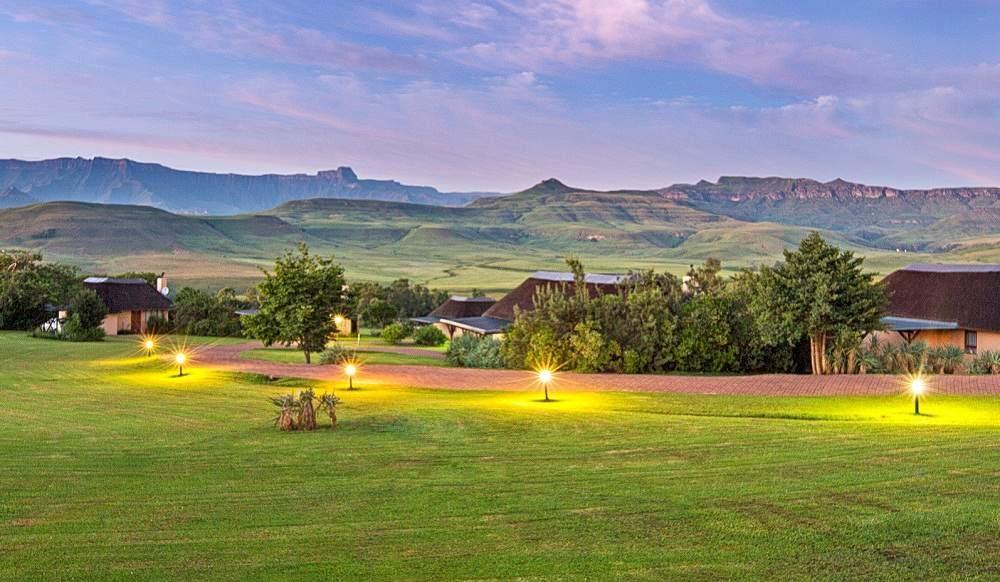 Buchen Sie die Montusi Mountain Lodge mit Ihrem Südafrika Spezialisten Genuss Touren