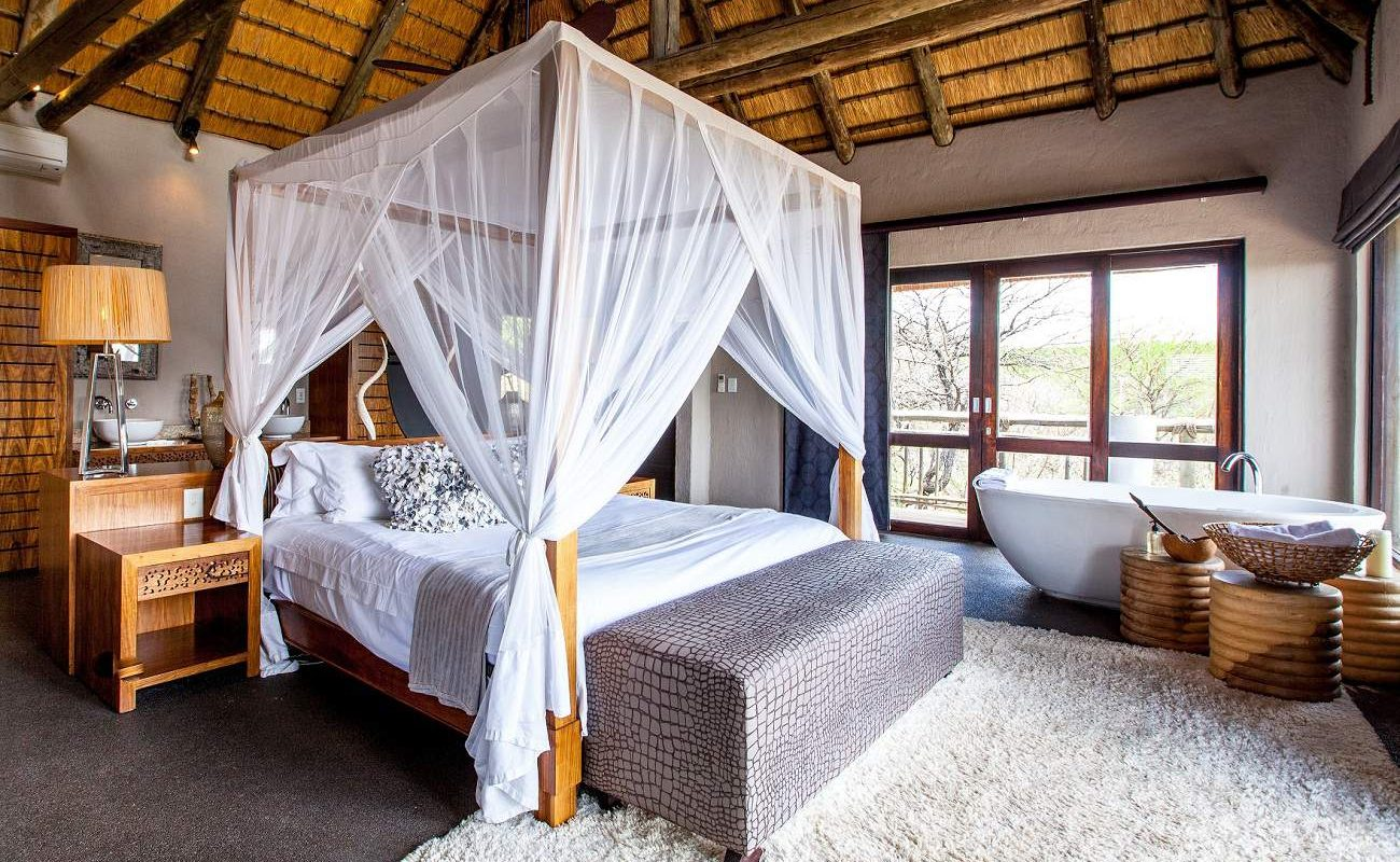 Honeymoon Suite Nambiti Hills Private Game Lodge