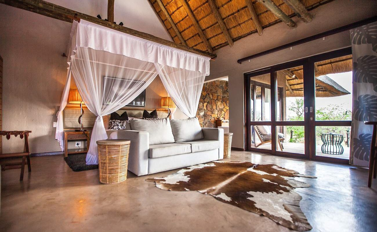 Luxury Suite in Nambiti Hills