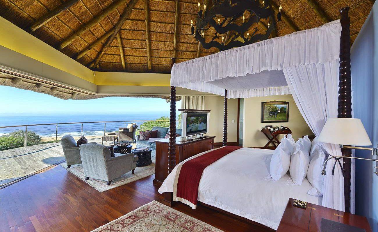 Ocean Suite der südafrikanischen Luxuslodge