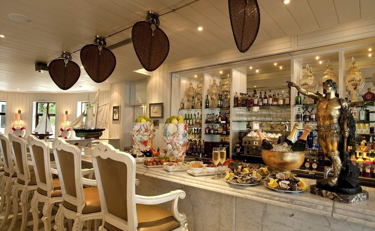Bar des Luxushotels in Umhlanga