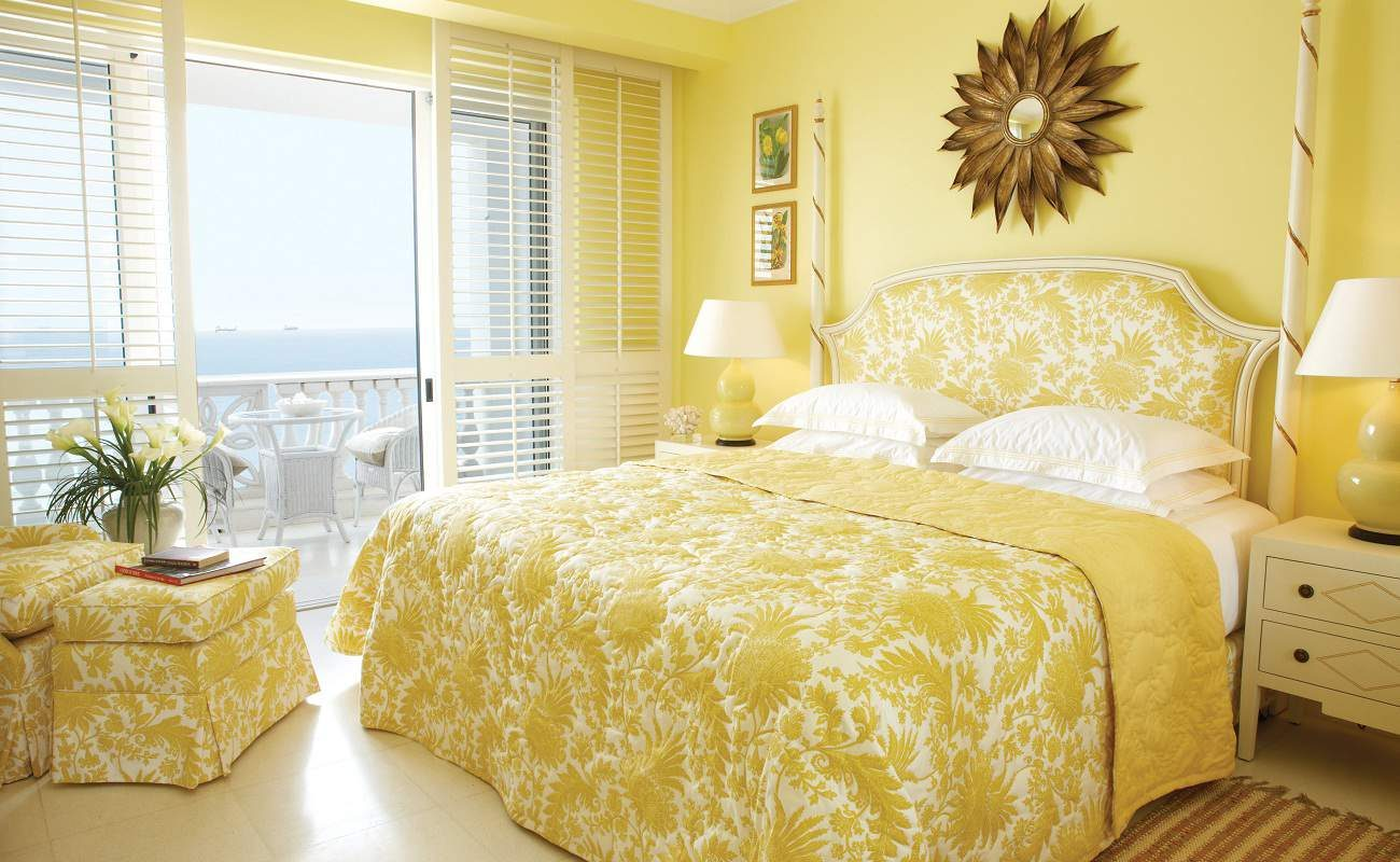 Classic Zimmer mit Meerblick in der Oyster Box