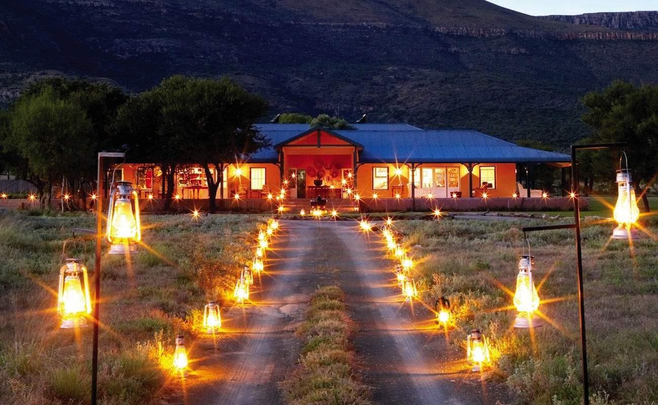 Die romantische Karoo Lodge in Südafrika
