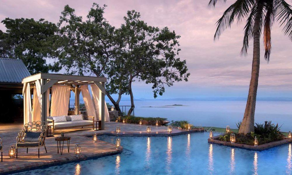 Buchen Sie die Bumi Hills Safari Lodge am Lake Kariba mit Ihrem Simbabwe Spezialisten Genuss Touren