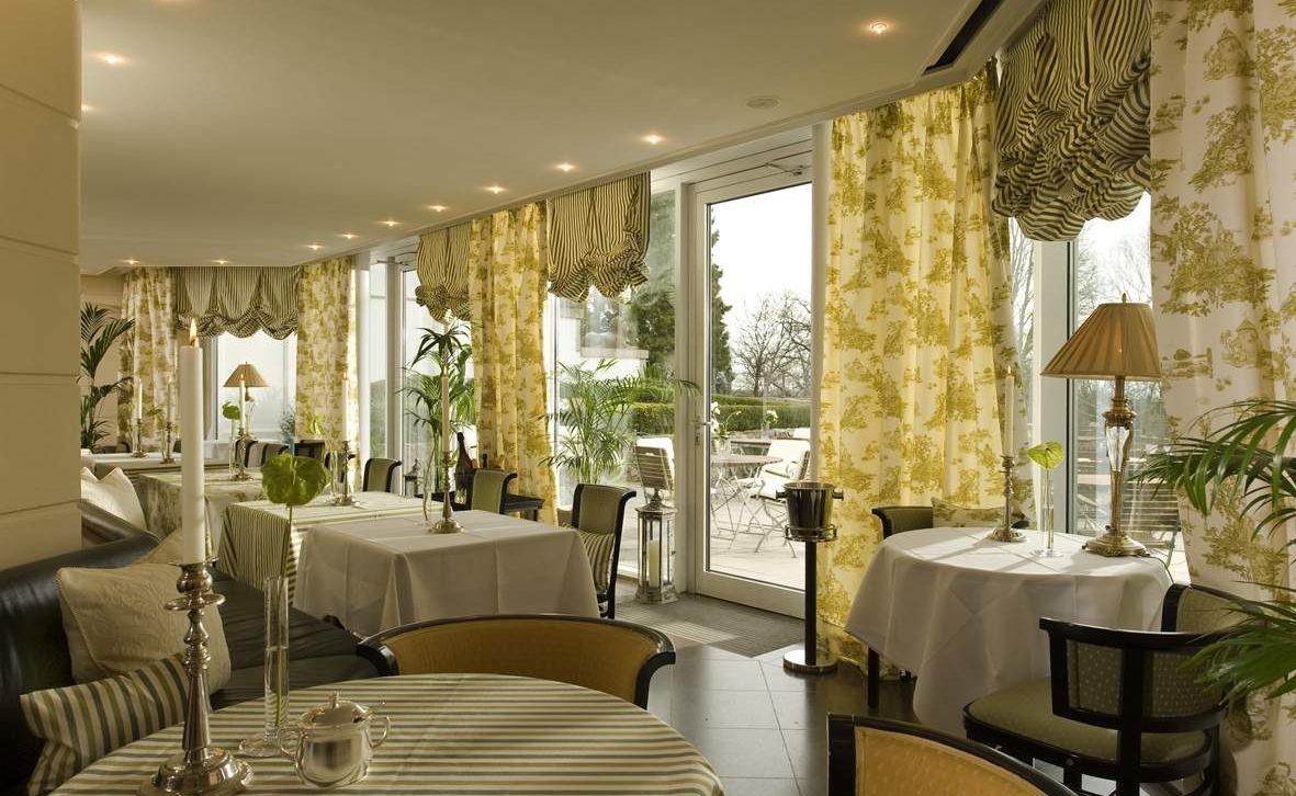 Brasserie Louise im Relais & Chateaux Hotel