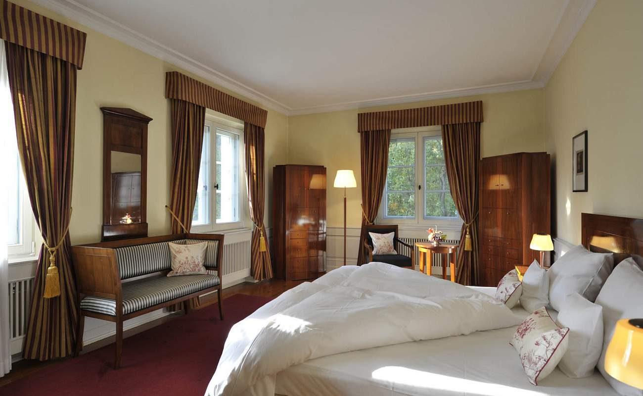 Doppelzimmer im Luxushotel