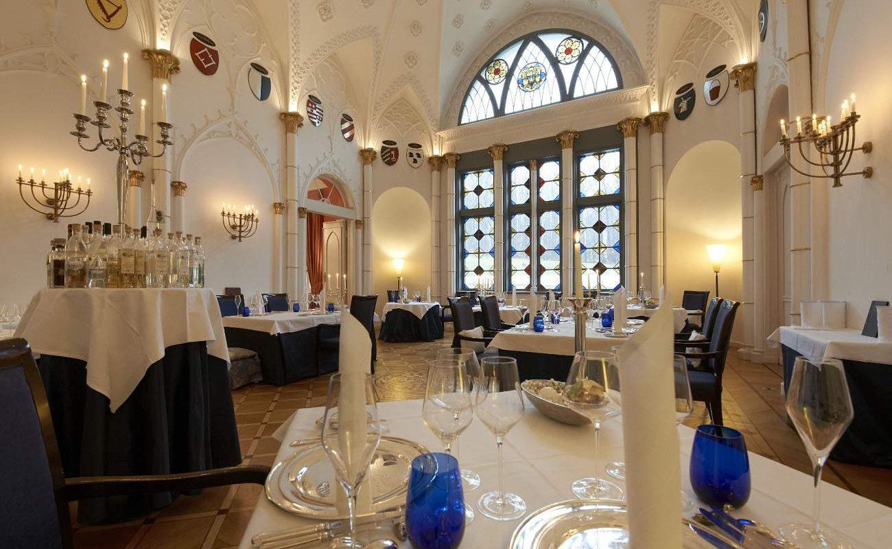Gourmetrestaurant Wappensaal