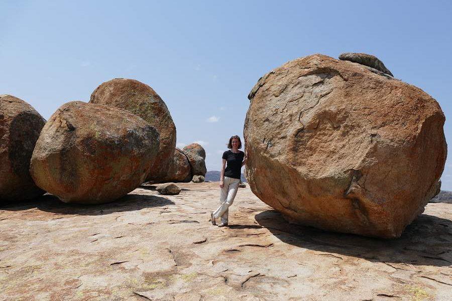 Matobo Nationalpark Simbabwe
