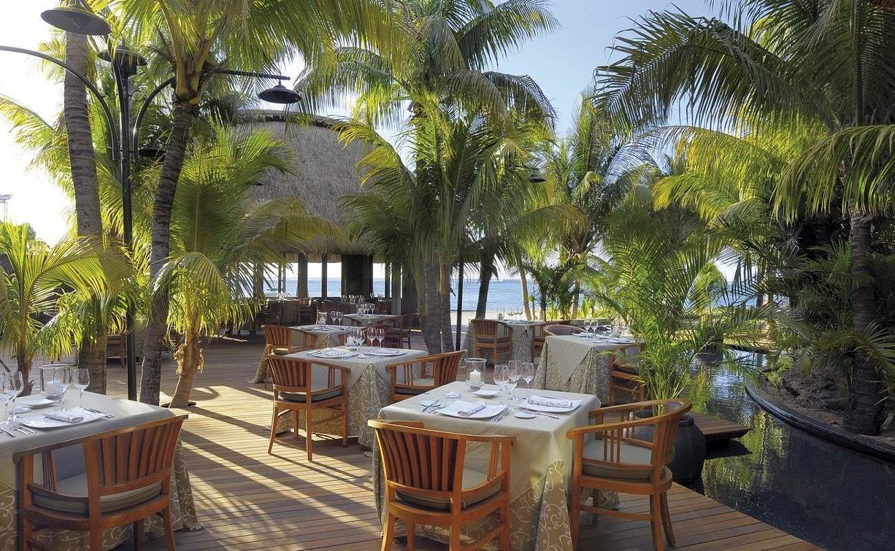 Saveur des Iles des Beachcomber Hotel Dinarobin