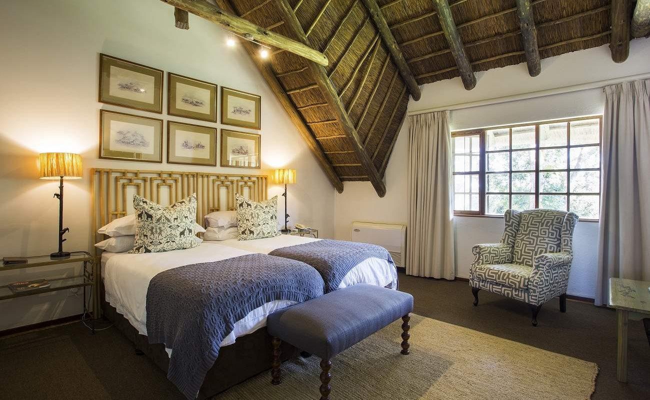 Doppelzimmer Standard der Buhala Lodge