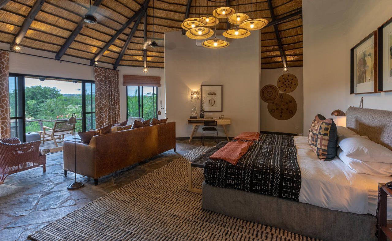 Suite im Main Camp von Mala Mala