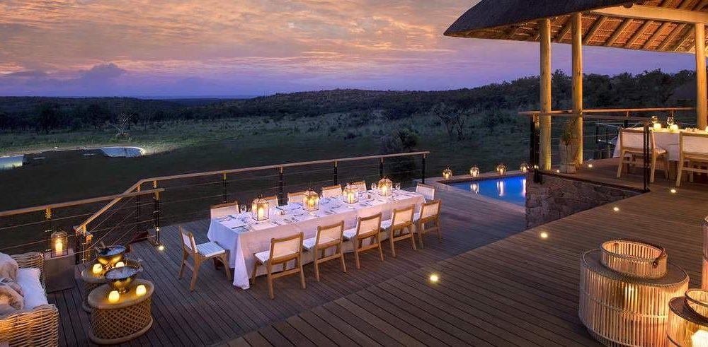 Mhondoro Game Lodge Welgevonden Südafrika