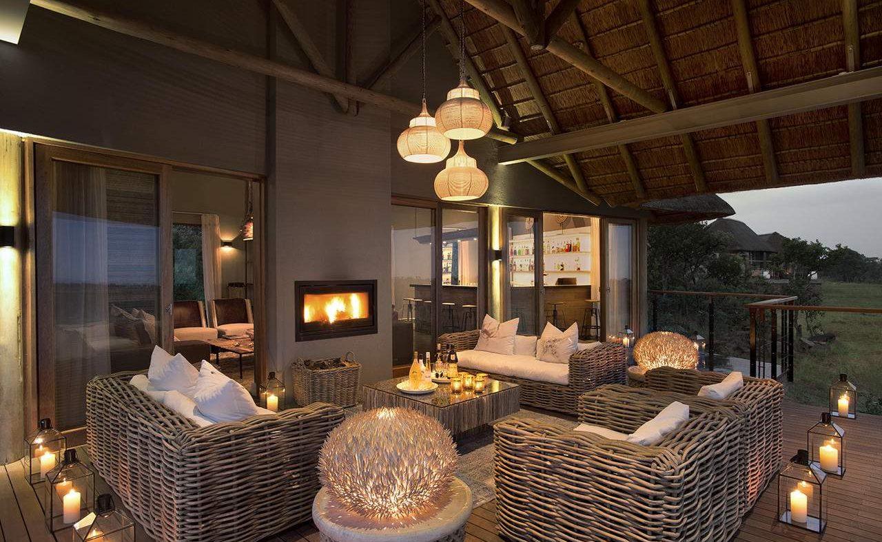 Lounge von Mhondoro