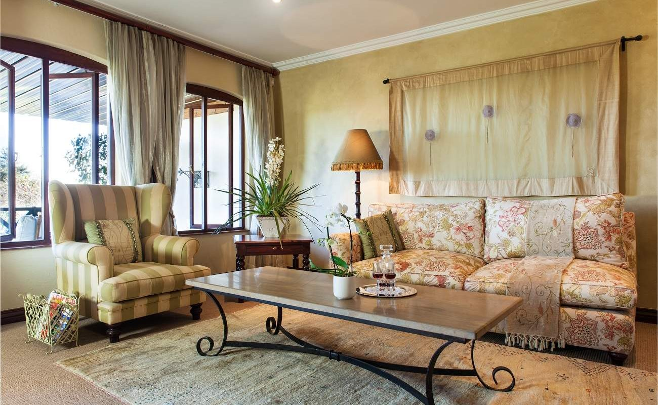 Executive Suite im Oliver's Lodge