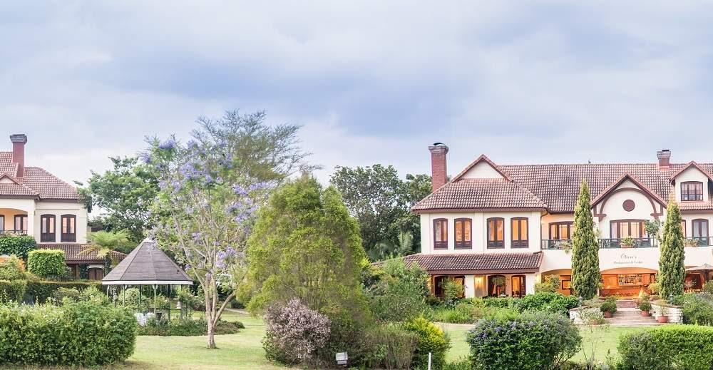 Oliver's Restaurant & Lodge Panoramaroute Südafrika