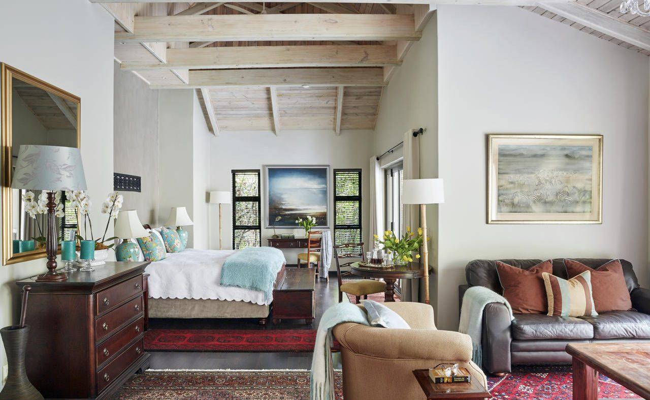 Touquise Suite der exklusiven Lodge an der Wild Coast