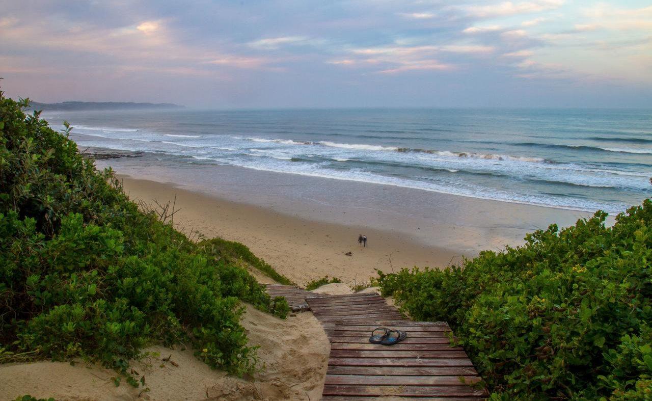 Strand der Wild Coast