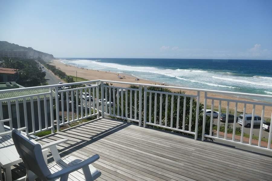 Strandurlaub im Fairlight Beach House in Umdloti