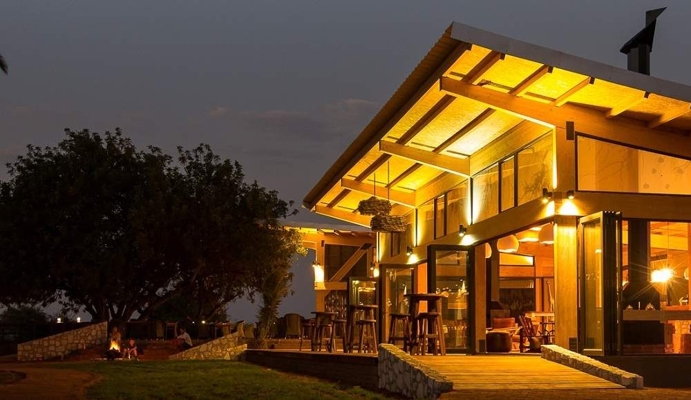 Kalahari Anib Lodge in Namibia