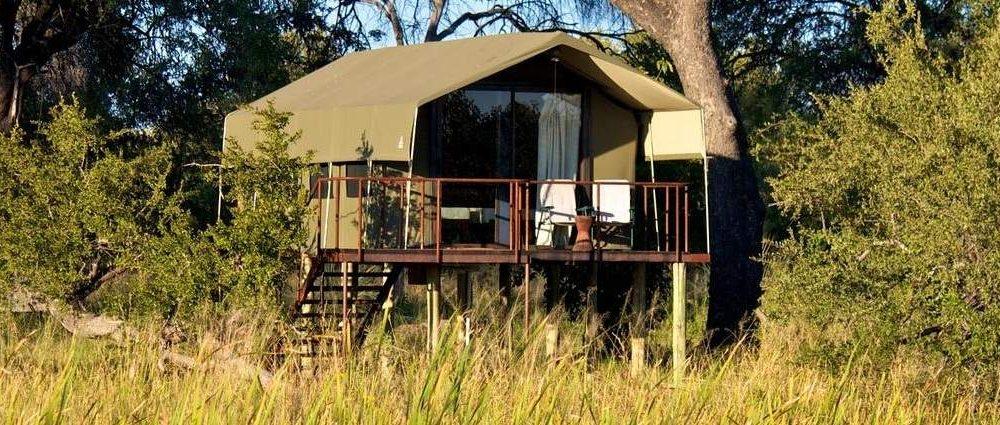 Nkasa Lupala Camp im Caprivi